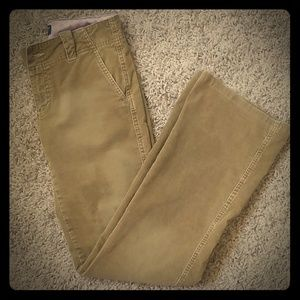 AEO corduroy pants